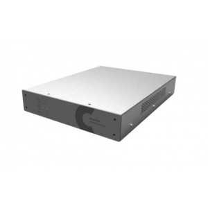 CLEARONE - PRO 4 CH X 60 WATTS CLASS-D AUDIO POWER AMPLIFIER, WITH 4 OHM / 8 OHM MODE OR 70V /100V MODES. BRIDGED I/O SUPPORTED FOR 70/100V MODE AND 120 WATTS OUTPUT. HALF RACK SIZE UNIT. IT DOES NOT INCLUDE THE RACK-MOUNT KIT. (910-3200-401)