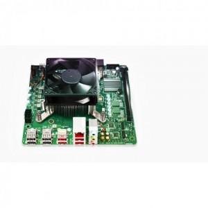 KIT AMD CPU RYZEN 4700S PLACA MINI ITX 16GB MEMORIA RAM