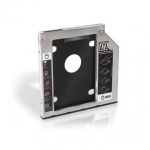 ADAPTADOR BAHIA RW PORTATIL A SSD 2.5 AISENS 9.5MM
