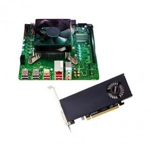 PACK AMD 4700S 16GB+VGA RX 550 2GB GDDR5
