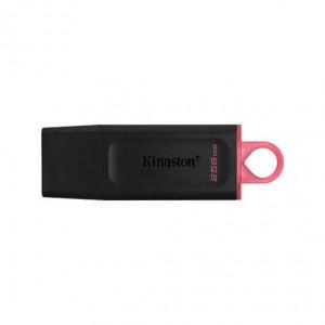 PENDRIVE 256GB USB 3.2 KINGSTON DT EXODIA NEGRO/ROJO