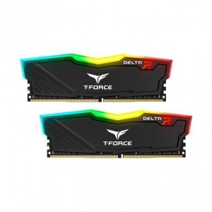 MODULO MEMORIA RAM DDR4 16GB 2X8GB 3200MHz TEAMGROUP DELTA