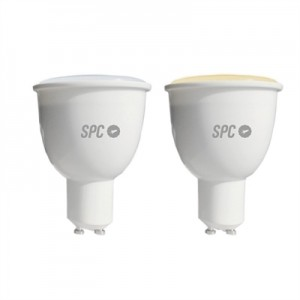 SPC Bombilla LED VEGA 380 GU10 4.5W