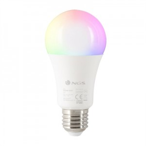 NGS BOMBILLA INTELIGENTE COLORES REGULABLES 70W