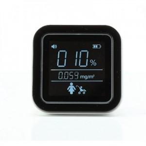 Leotec Medidor de CO2 LCD