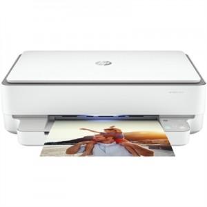 HP Multifunción Envy 6020e WiFi/ Dúplex/ Blanca