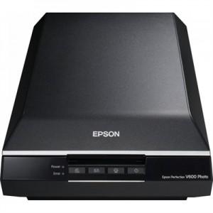 Epson Escáner Perfection V600 Photo