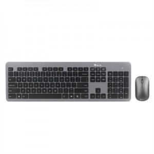 NGS Kit teclado+ratón inalámbrico 2,4 ghz. Slim