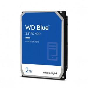 DISCO WD BLUE 2TB SATA3 256MB